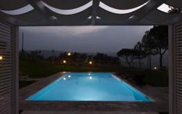 Le Maracla, casale con piscina, marche, jesi, country house.