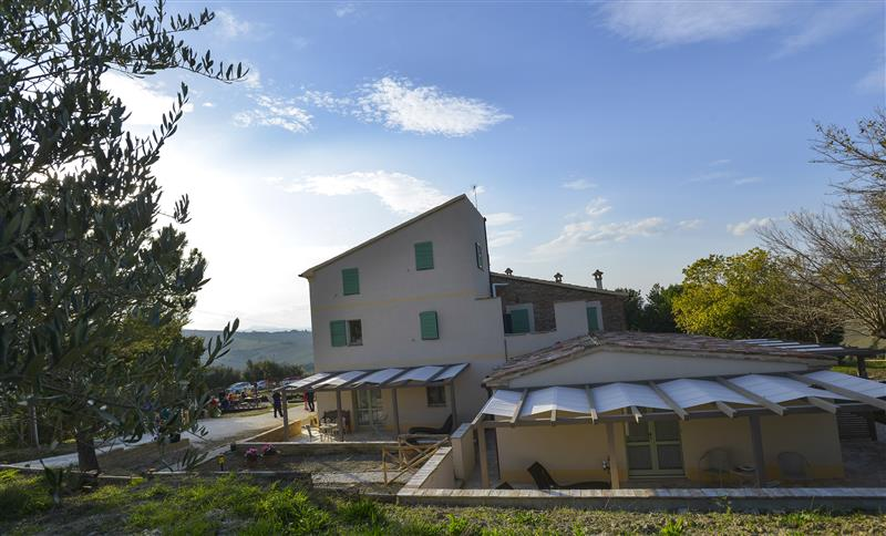 Le Maracla esterno, b&b, country house.