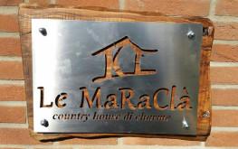 Le Maracla Country House di charme, camere e appartamenti.