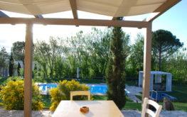 Le Maracla, Bed and Breakfast a Jesi nelle Marche con piscina.