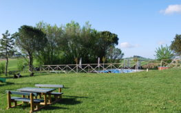 Le Maracla, Country House Marche, piscina.