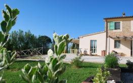 Le Maracla, Country House e B&B nella provincia di Ancona.
