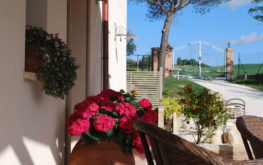 Ingresso Le Maracla Bed and Breakfast.